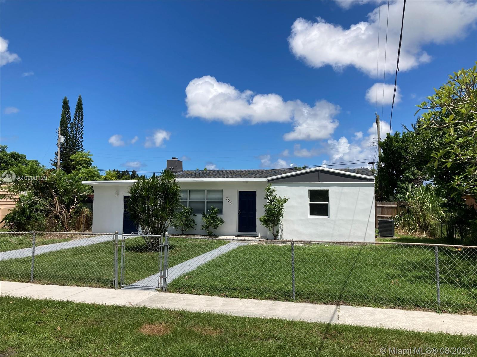 Completely Remodeled 4 Bed/2 Bath Home with a Pool, No HOA-  New Kitchen with Quartz tops - Stainles