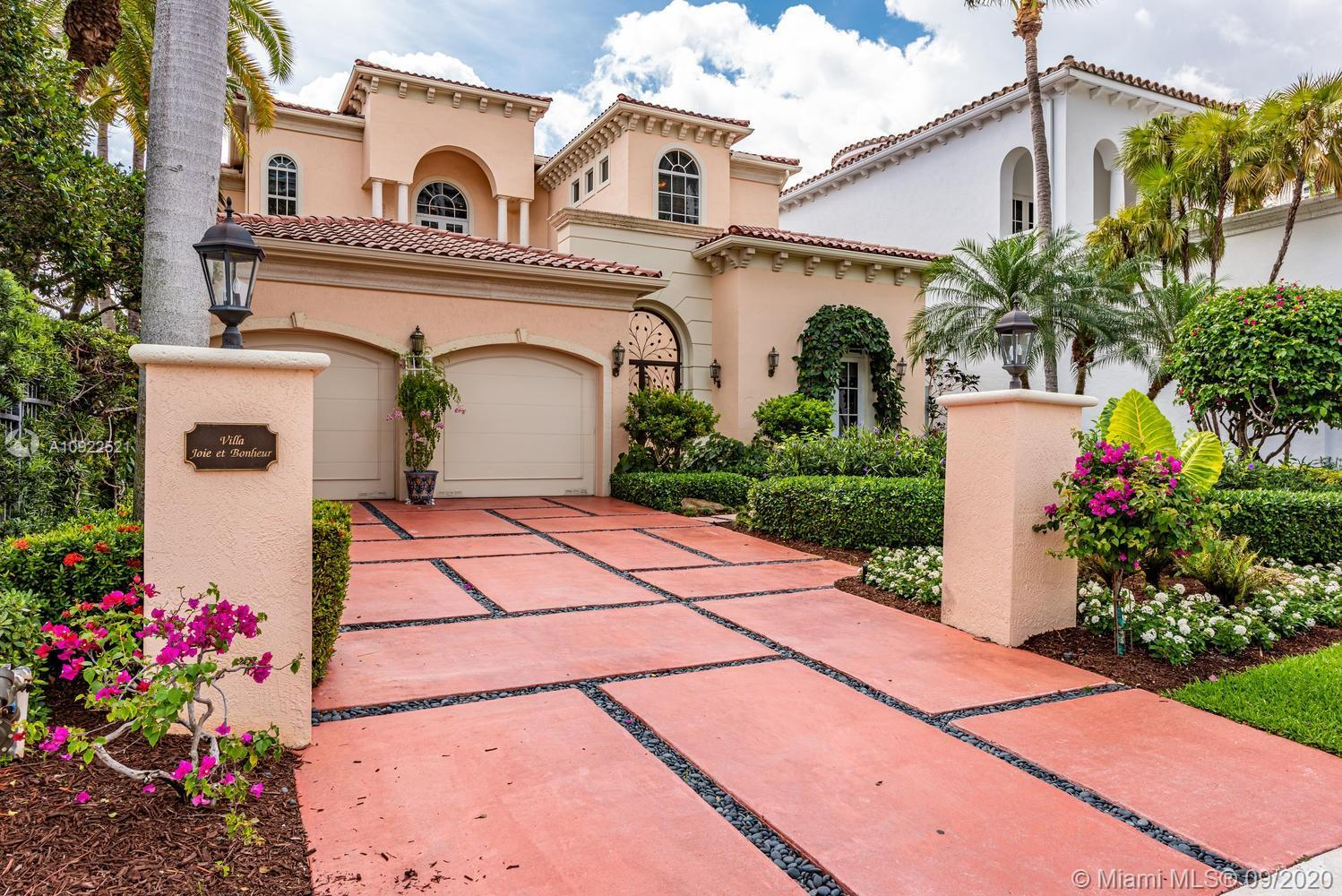 It's all in the details! Island Estates - Private Island Living - Includes a 50' dock, 4 beds, 5 ful