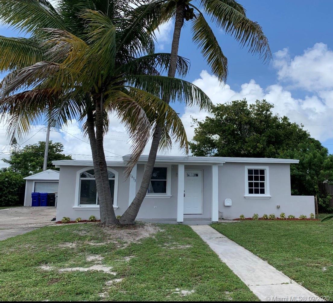 Nice updated home located in desirable area in Pompano Beach. 2 bedrooms and 2 full bathrooms. Brand