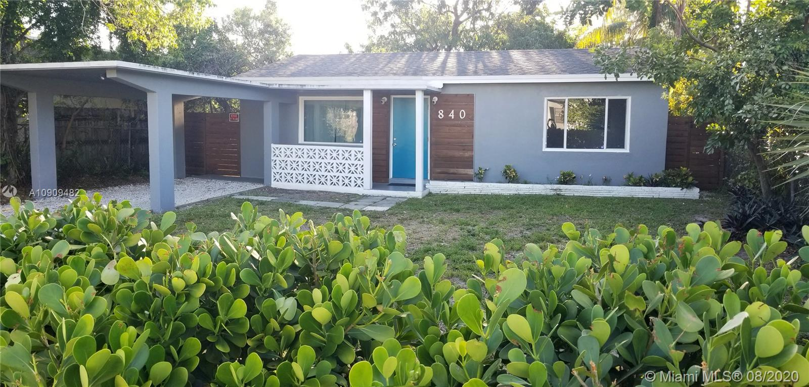 TURN KEY! GREAT INVESTMENT to live in or rent out and keep. Mid Century Modern, 3 BR/2Bath, unusuall