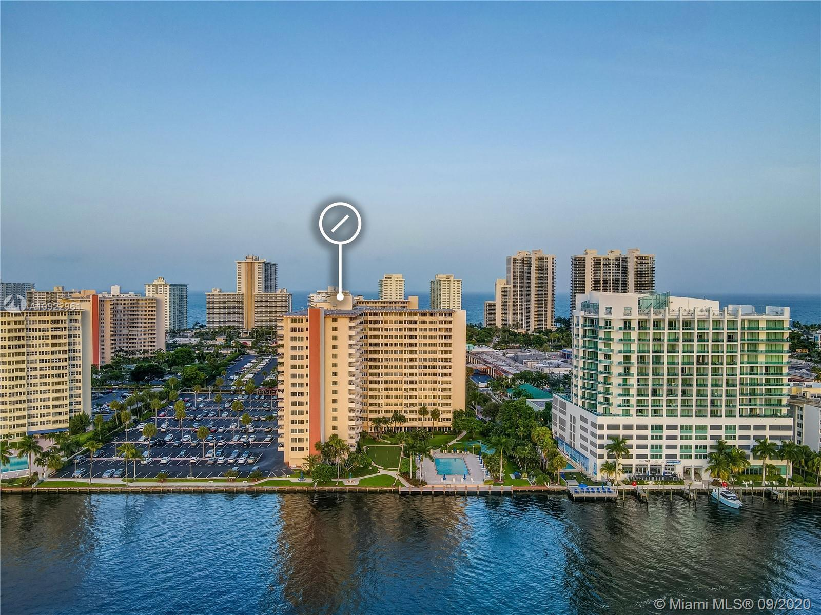 Incredible opportunity to own move-in ready 2 Bed/2 Bath condo with breathtaking waterviews in the C