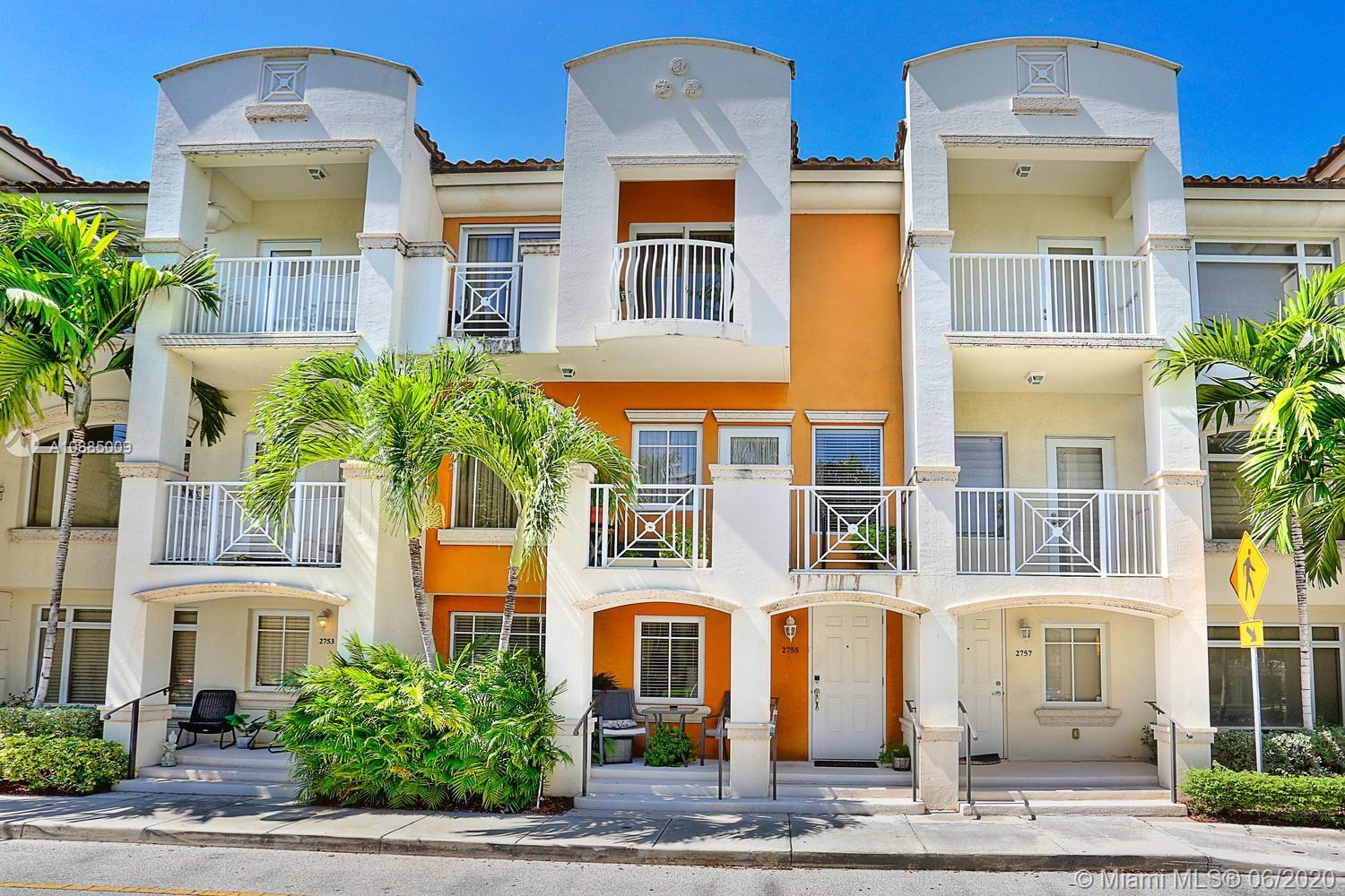 """Lovely, tri-level townhome in """"Terzetto"""", a gated community close to world-class shopping & dining i"""