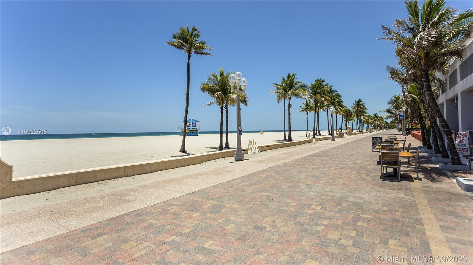 HOLLYWOOD BEACH BEAUTY!  Turnkey ready!  Huge income producing potential, and one of the best vacati