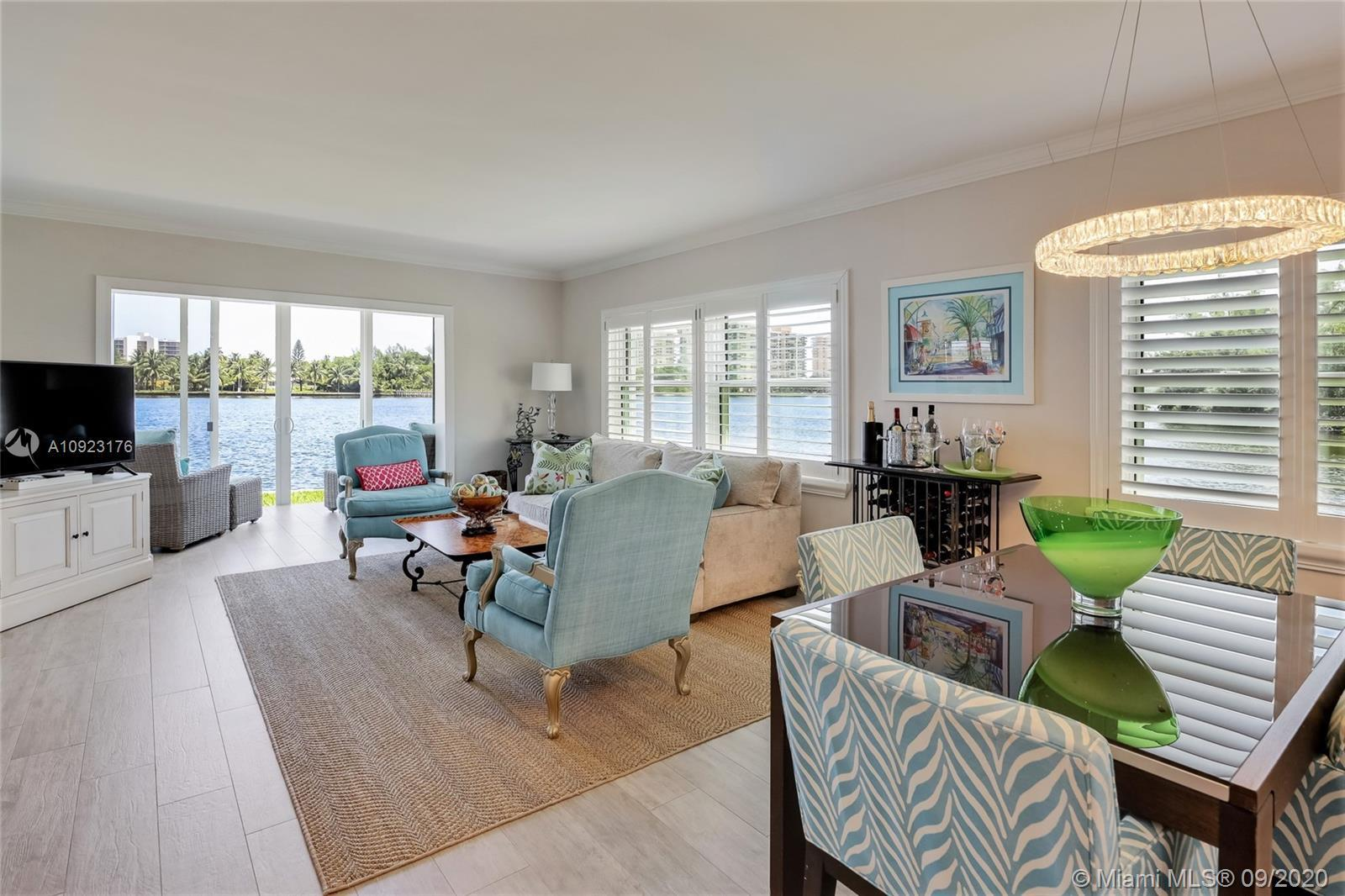 Look no further for your perfect corner unit Intracoastal gem! Situated at the point of the Intracoa