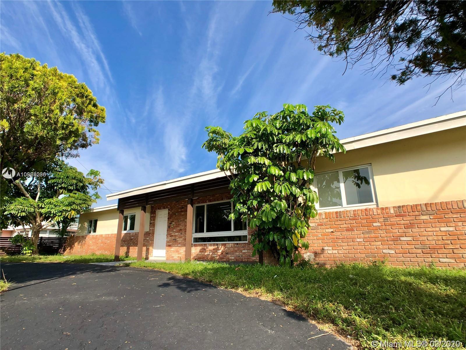Tastefully renovated 3 BD/2 BA home in beautiful Wilton Manors, with a bonus office space for the wo