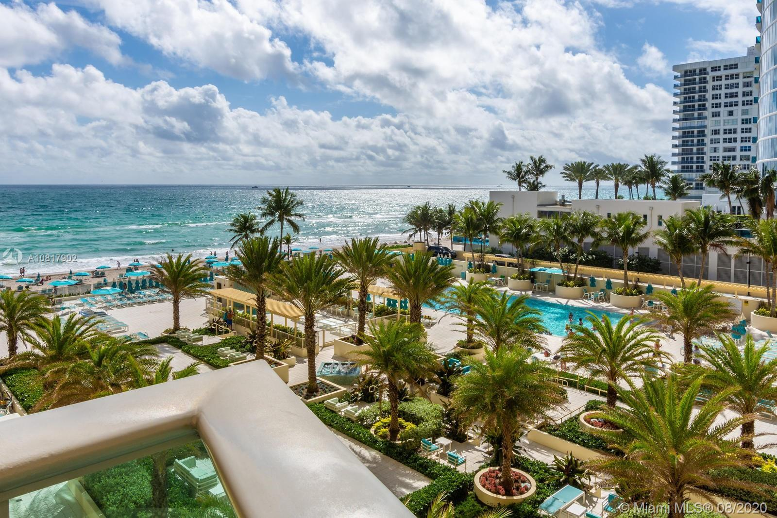 ENJOY BREATHTAKING OCEAN AND POOL AREA VIEWS FROM YOUR LARGE TERRACE. RARELY AVAILABLE CONDO AT THE
