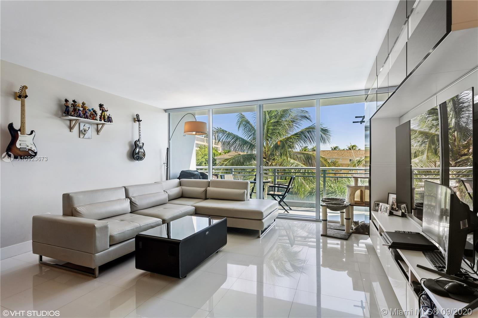 Beautiful fully furnished turn-key huge studio convertible to 1-bedroom at Artech. Phenomenal water