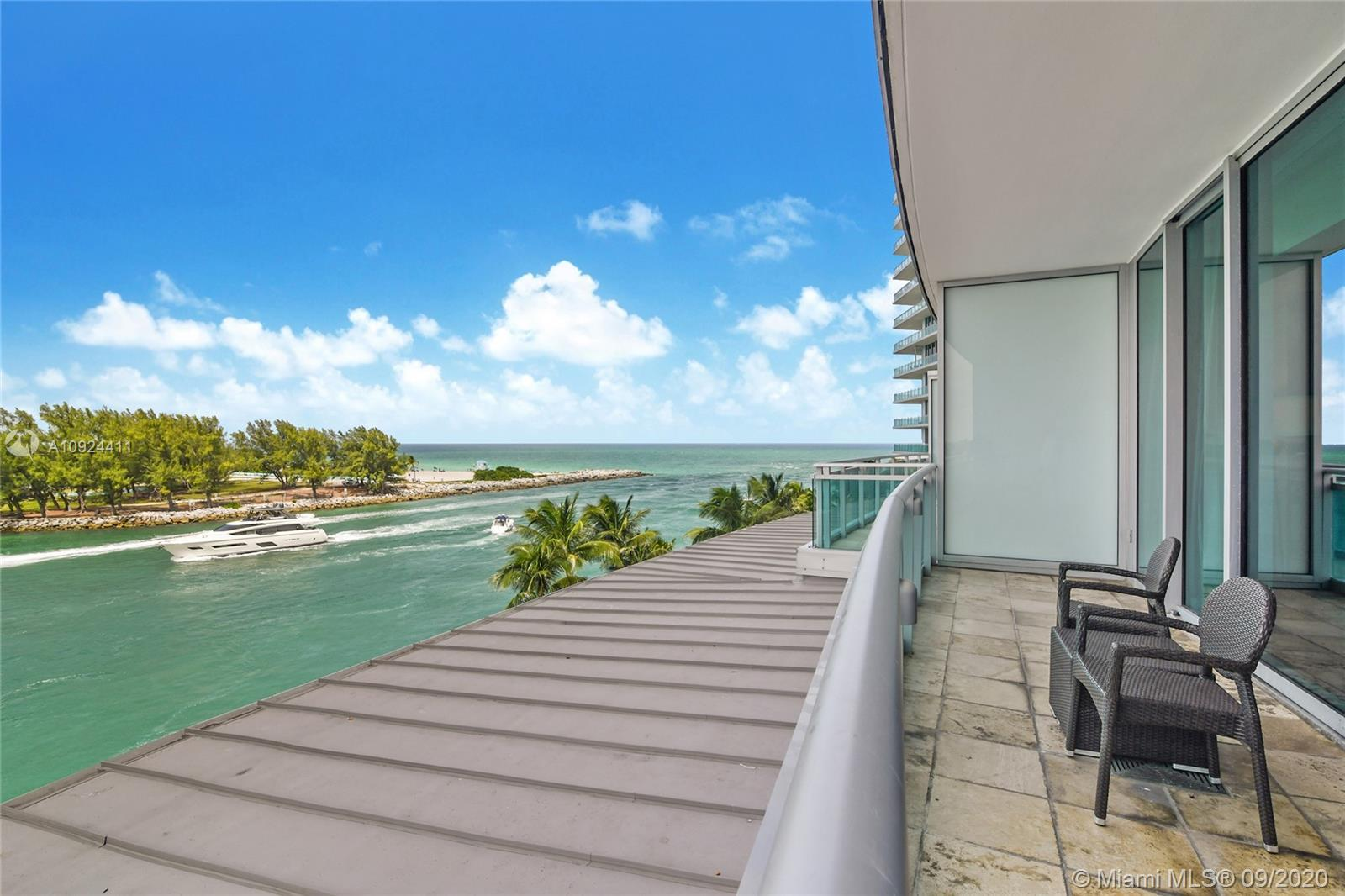 Luxurious apartment at Ritz Carlton Bal Harbour building. 2 bedrooms, 2 bathrooms + guest bathroom,
