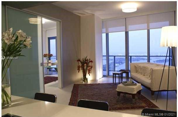 Spectacular and spacious unit with astonishing bay and city views.Private elevators opening to your