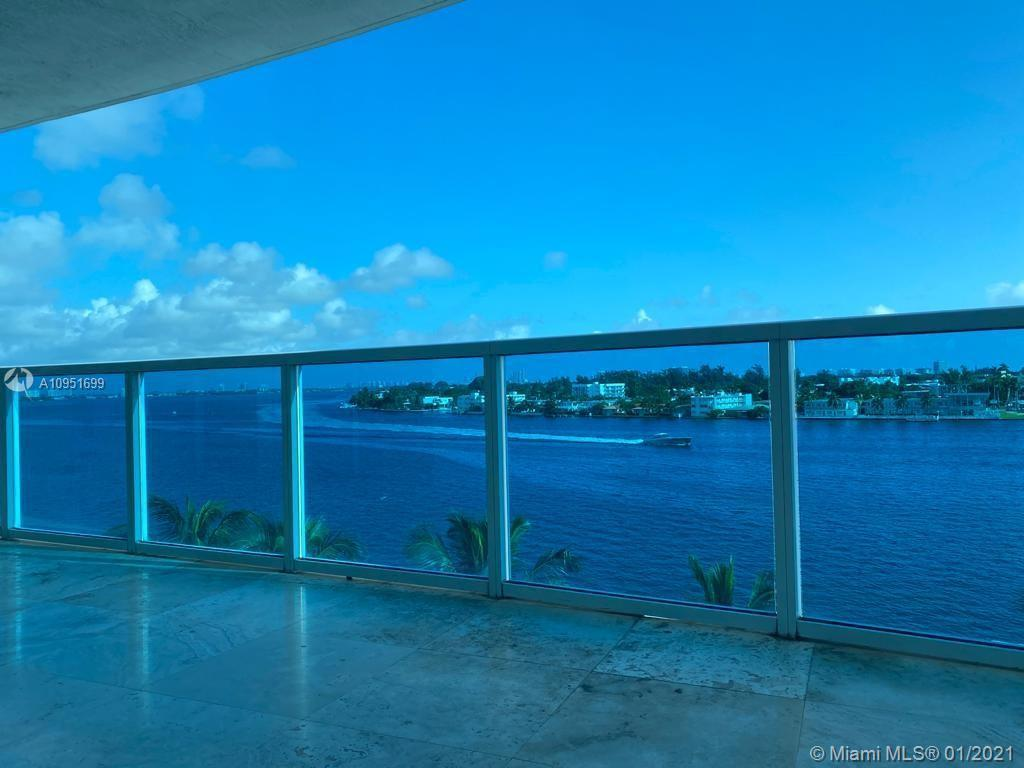 The amazing view of Biscayne bay is one of the incredible things that this unit has. Largest water v