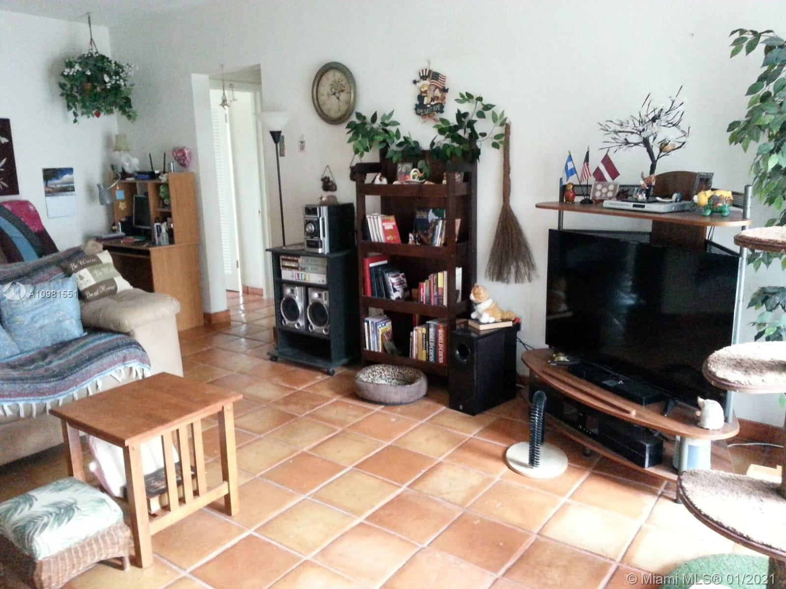 1BR 1Bath Approx.775 SF two story waterfront garden style MIMO bldg. Pool. Building is designated hi