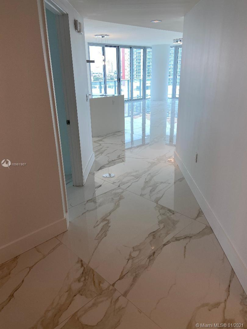 Parque Towers located in the heart of Sunny Isles, just steps from the Beach. This brand new 3 beds,