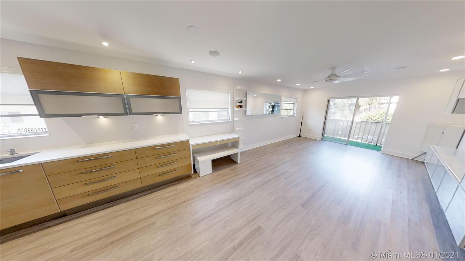 Largest corner line in building, 3 bedroom 2 full bathrooms with a flexible floor plan boasting almo