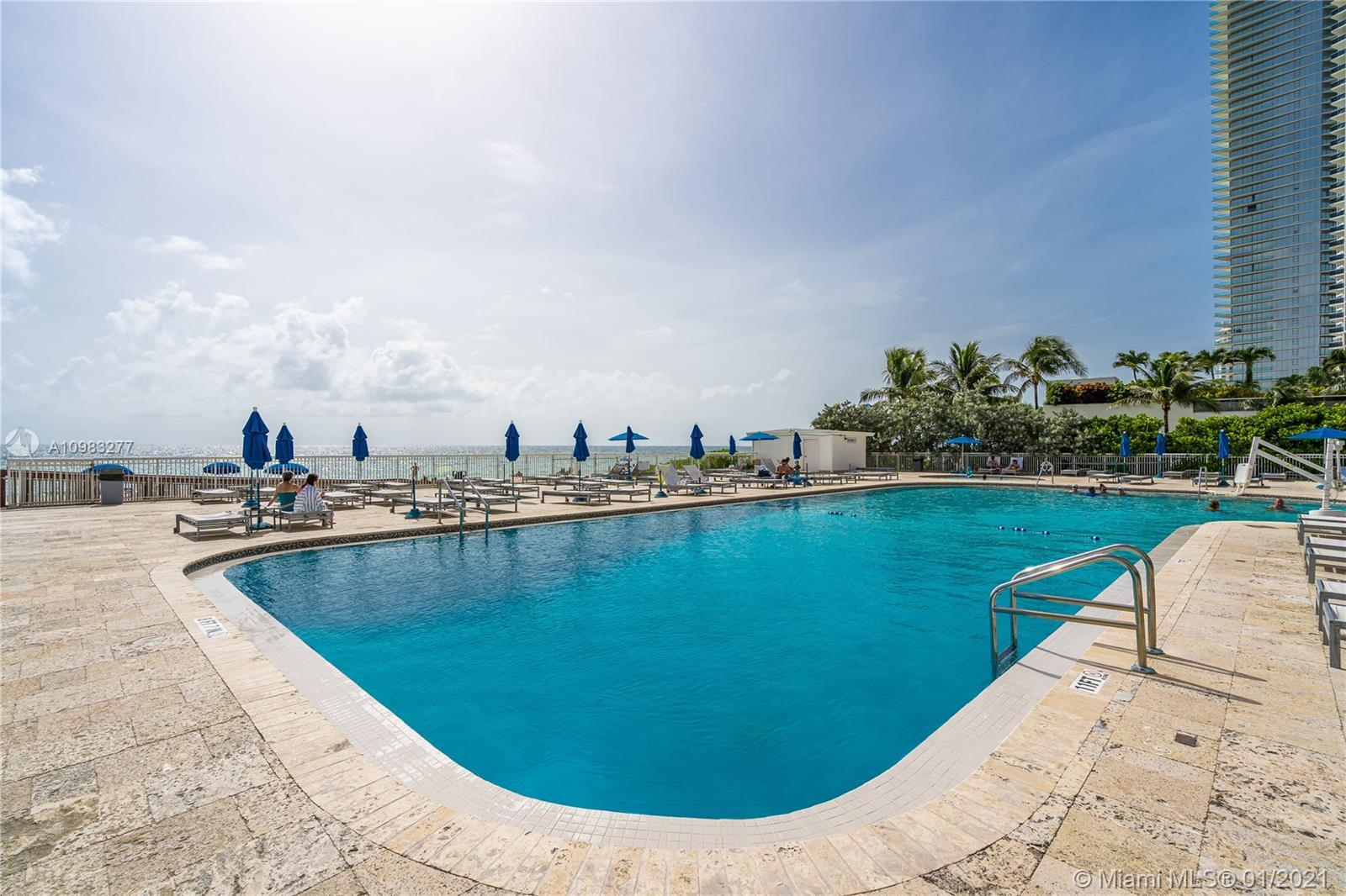 Must see this Condo. Amazing Deal. The Best Value Resort Style Studio in Famous Sunny Isles Beach. L