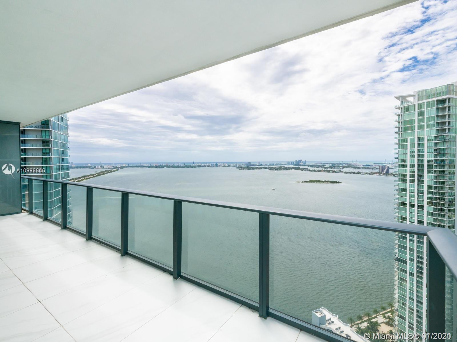 PARAISO BAY - 4 BEDROOM 4 1/2 BATH PLUS DEN TOTAL2,546SF APARTMENT WITH DIRECT BREATHTAKING WATER VI