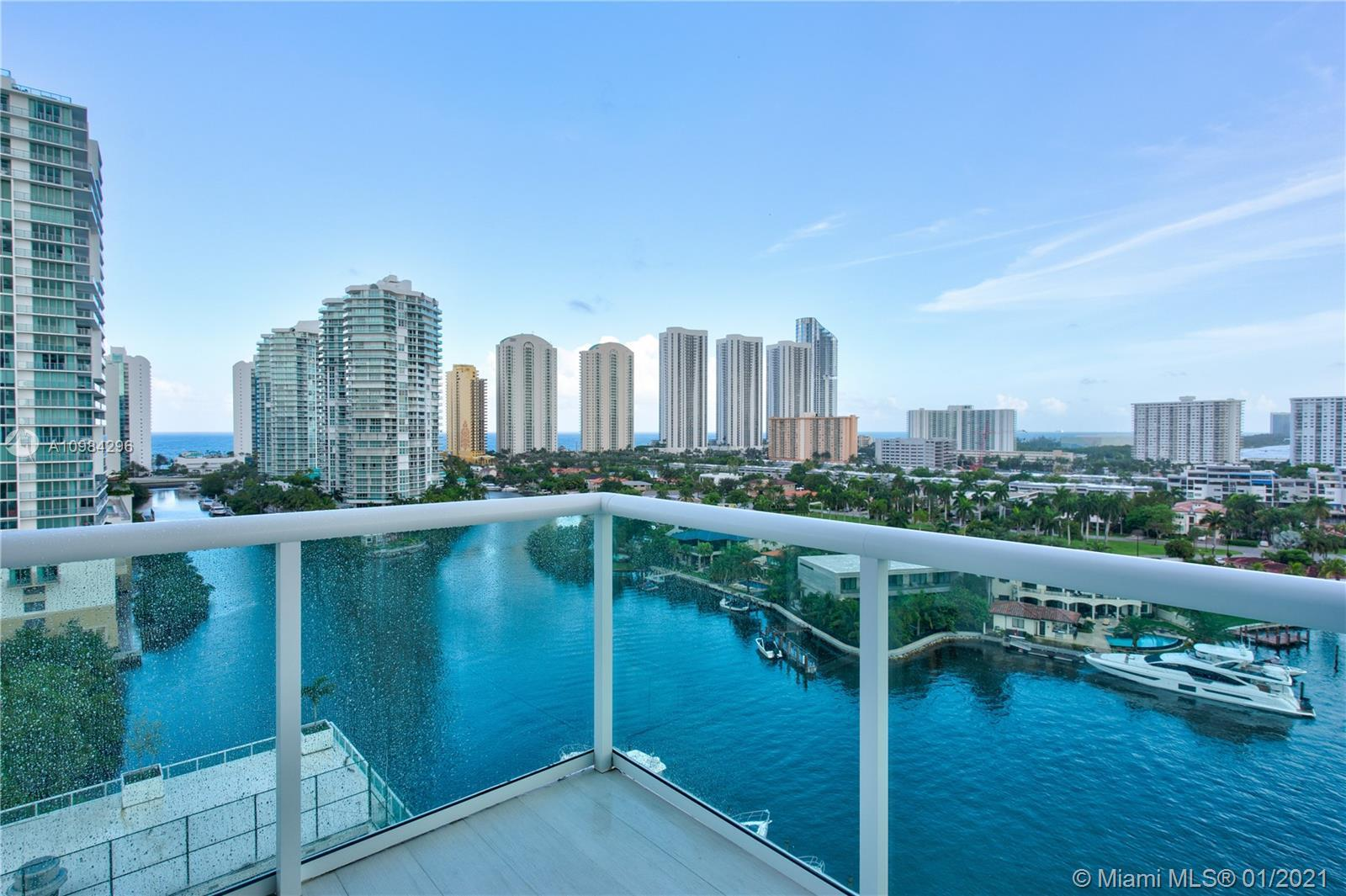 AMAZING OPPORTUNITY FOR A CORNER UNIT AT 400 SUNNY ISLES! 3 Bedrooms, 3 bathrooms, with STUNNING PAN