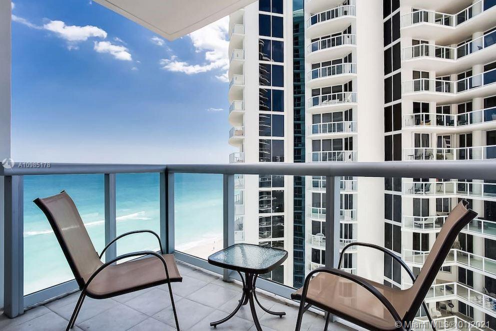 DON'T miss out on this stunning Direct Ocean View Unit. Recently remodeled and generates great incom