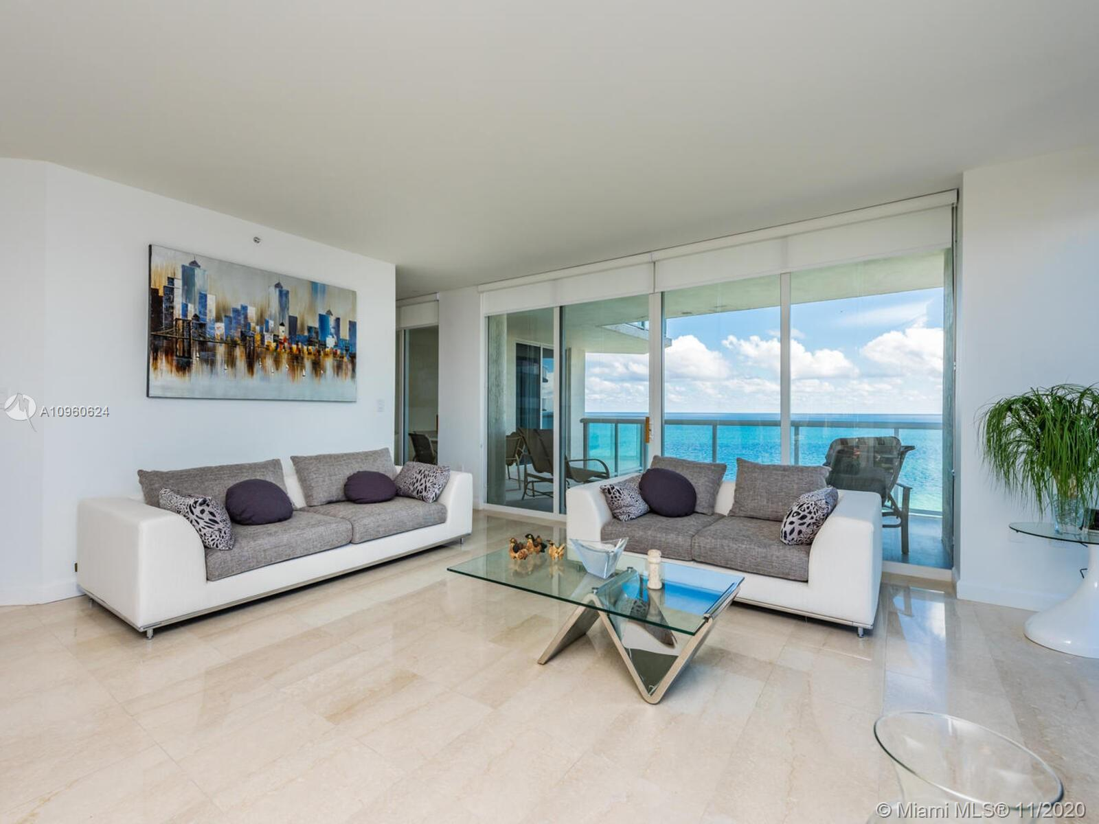 Amazing turn-key unit fully renovated in the heart of Sunny Isles, with marble floor in the main are