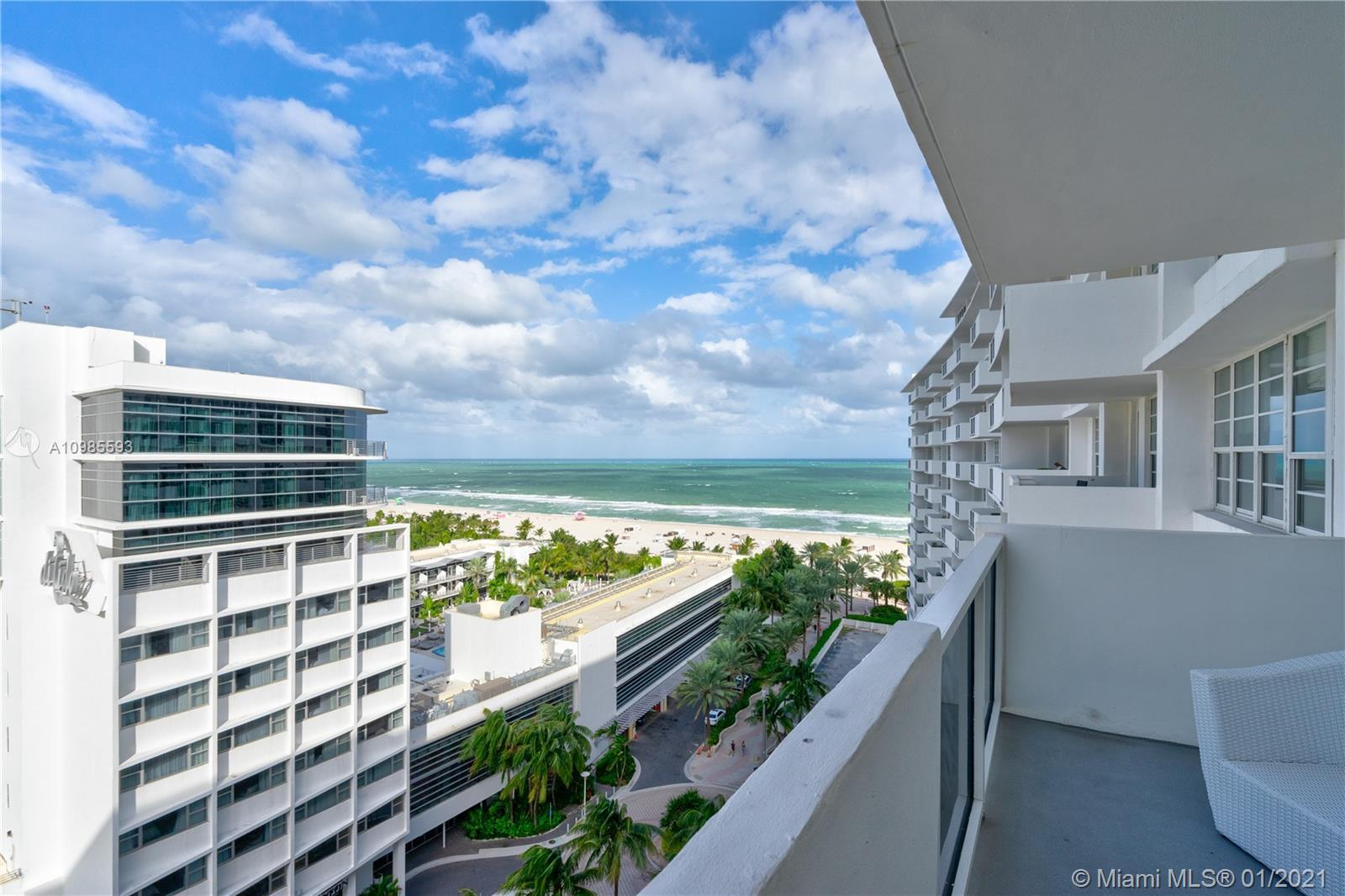 Amazing Remodeling and Furnished Unit at  Decoplage located in one of the most desirable address at