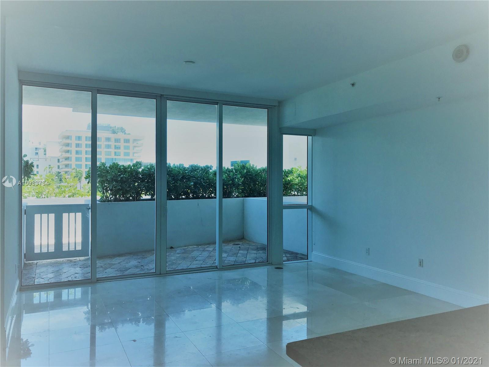 Enjoy 12 Acres of Oceanfront 5-Star Living at Continuum on South Beach! Spacious Studio, or can be c