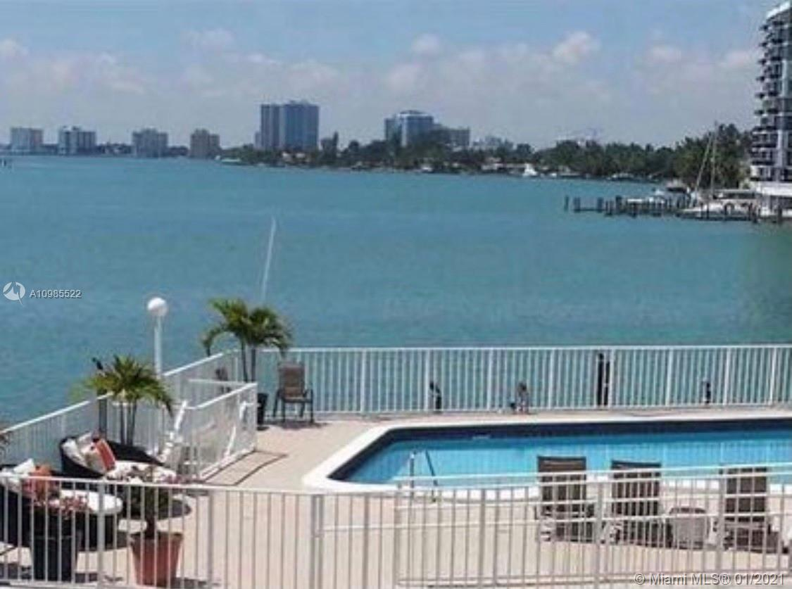 Amazing condo located in Miami Beach with a beautiful view of the bay. Unit is located on the 3rd fl