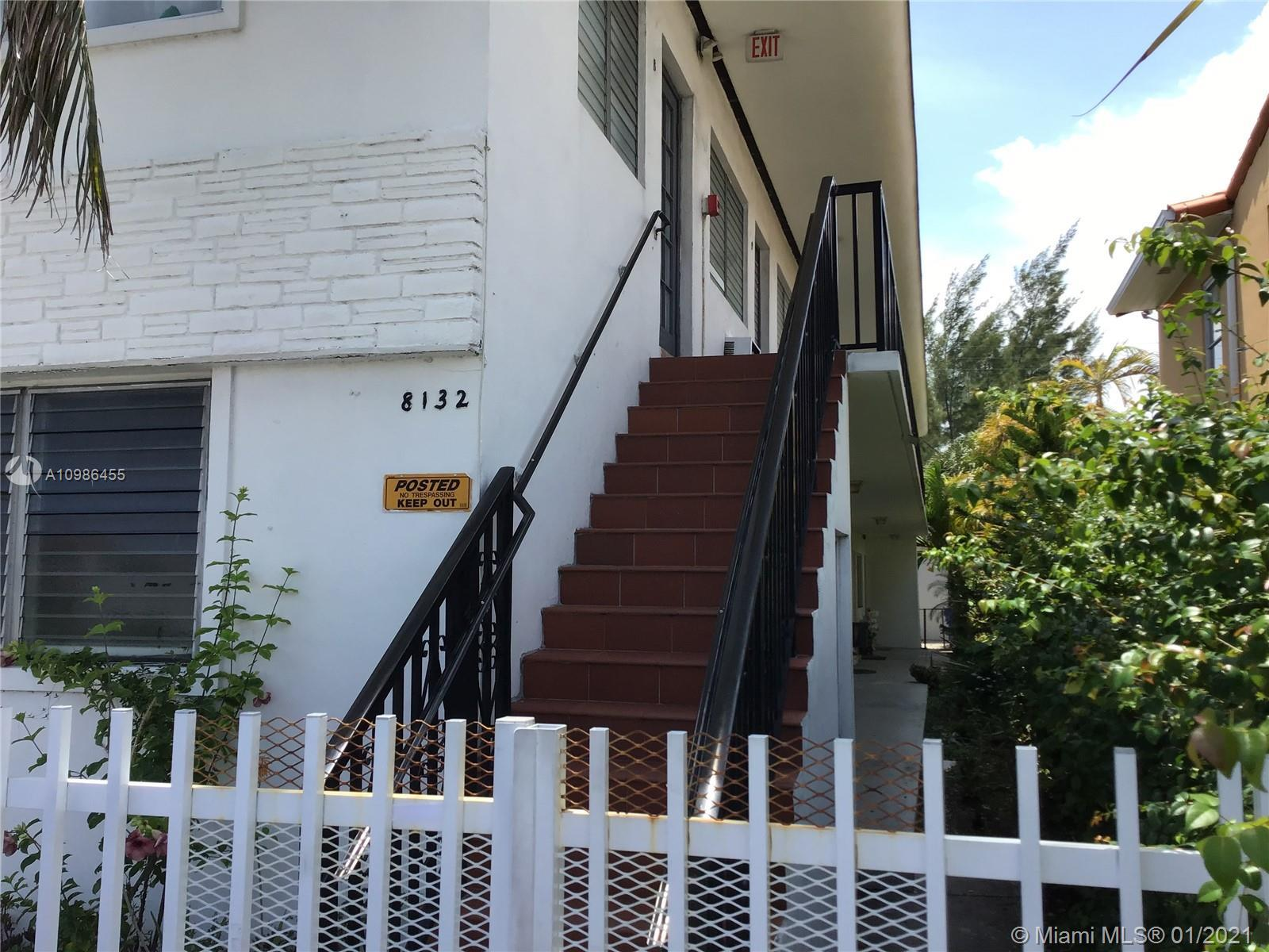 Spacious studio with an ideal location in Miami Beach just one block from North Shore Park and the B