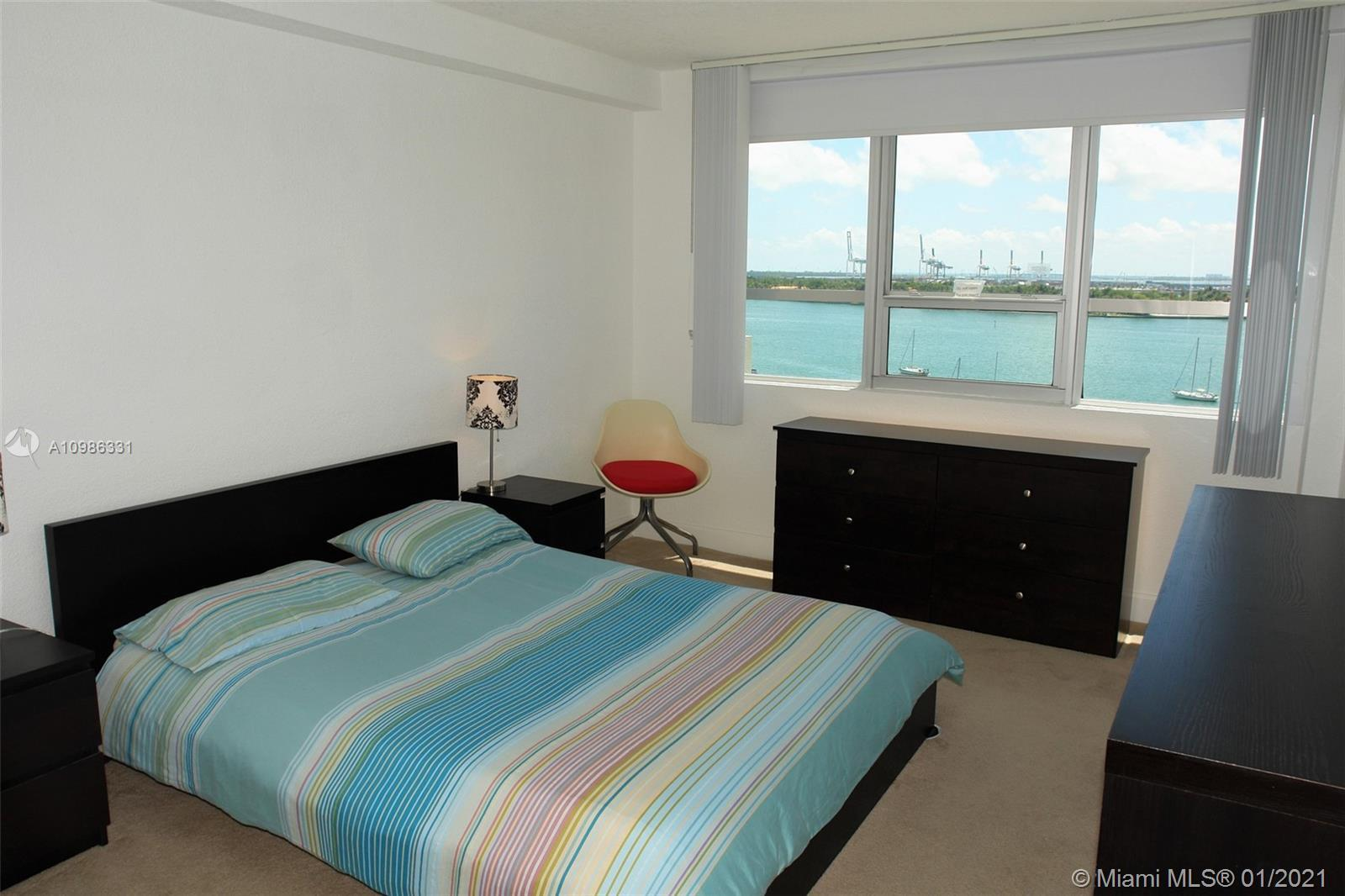 Amazing 2BR/2B condo in the Heart of South Beach, with beautiful Sunsets of the Miami Bay overlookin