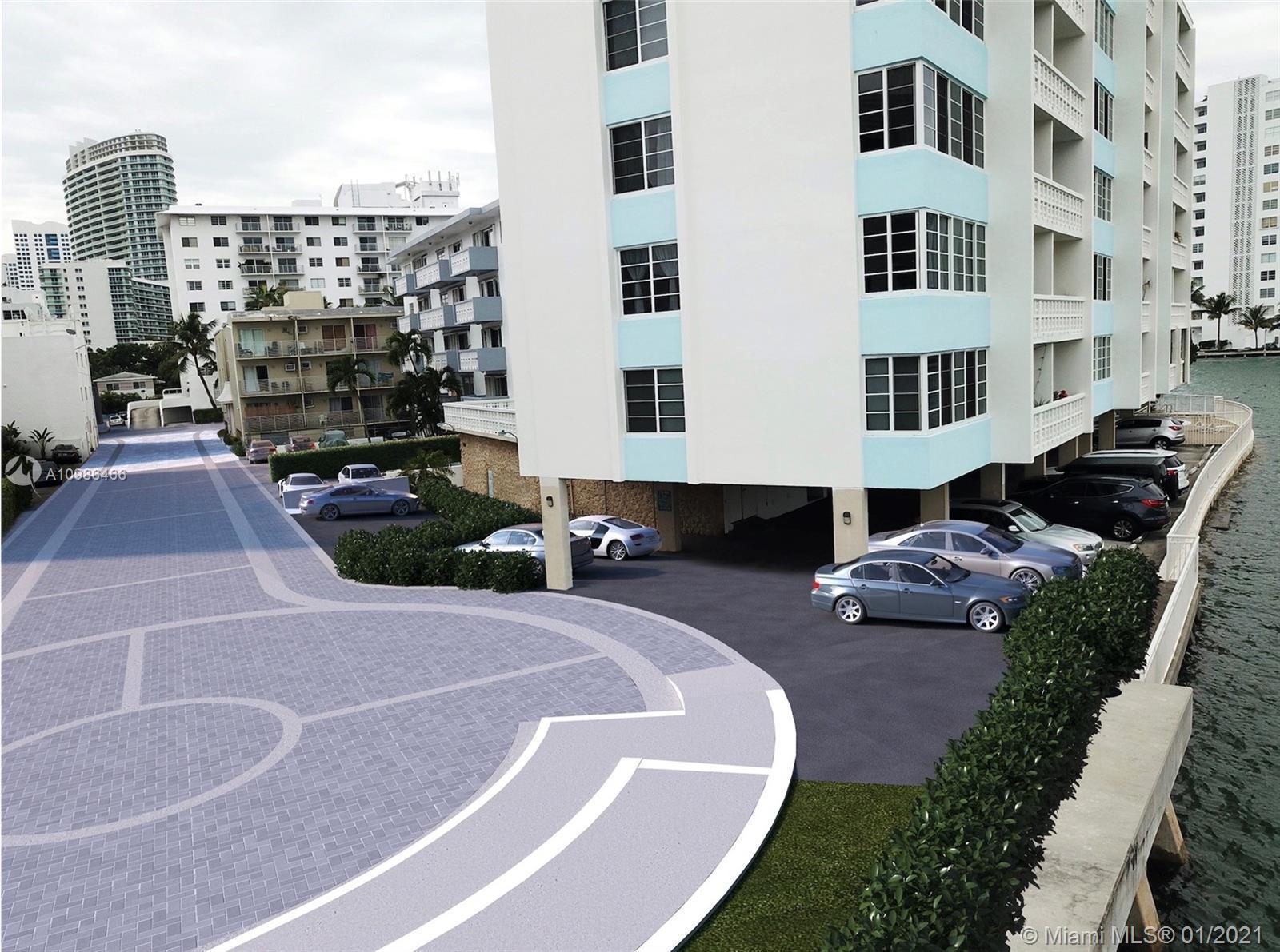 Quaint boutique building at cul-de-sac end with pavers in near future city plans. Corner, hi floor w