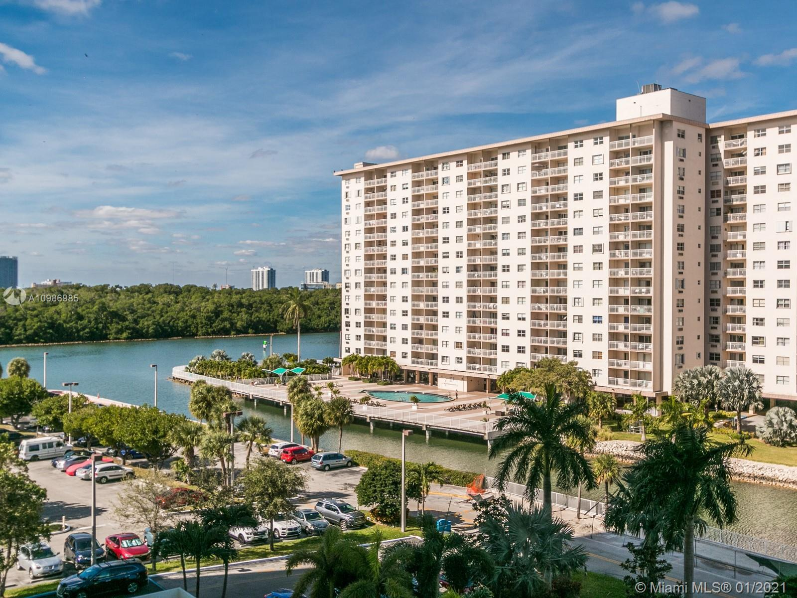Perfect Pied A Terre or Full time residence.  Beautiful View of Waterway and Intracoastal.  Unit has