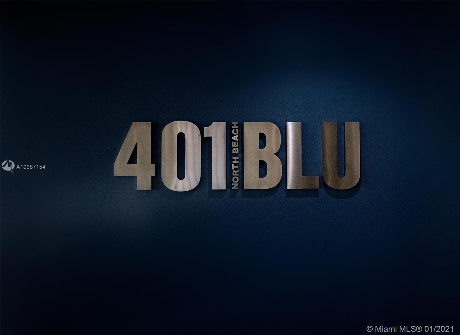 SPACIOUS 1/1 IN THE HEART OF MIAMI BEACH AT 401 BLUE CONDOMINIUM. 2 BLOCKS FROM OCEAN. 1 BLOCK FROM