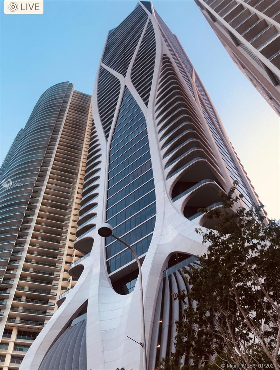 One Thousand Museum. 1000 Museum Miami will soon be the most  luxurious building in Downtown Miami,