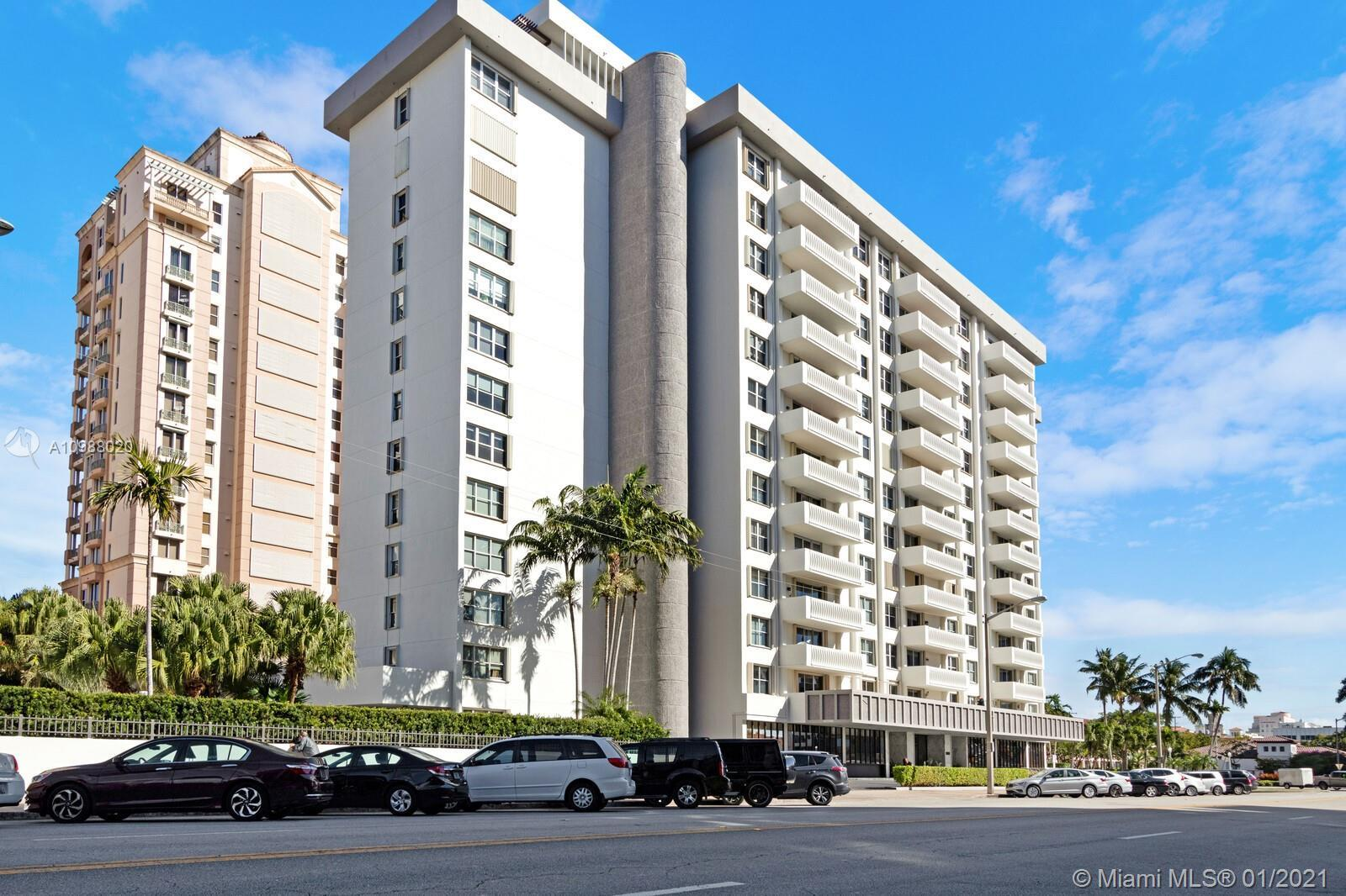 Beautifully designed and completey renovated in 2020 this spacious 2BR/2BA is located in the heart o