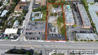 1.25 Acres for Development in popular Wilton Manors. Fronting North Andrews Avenue with direct visib