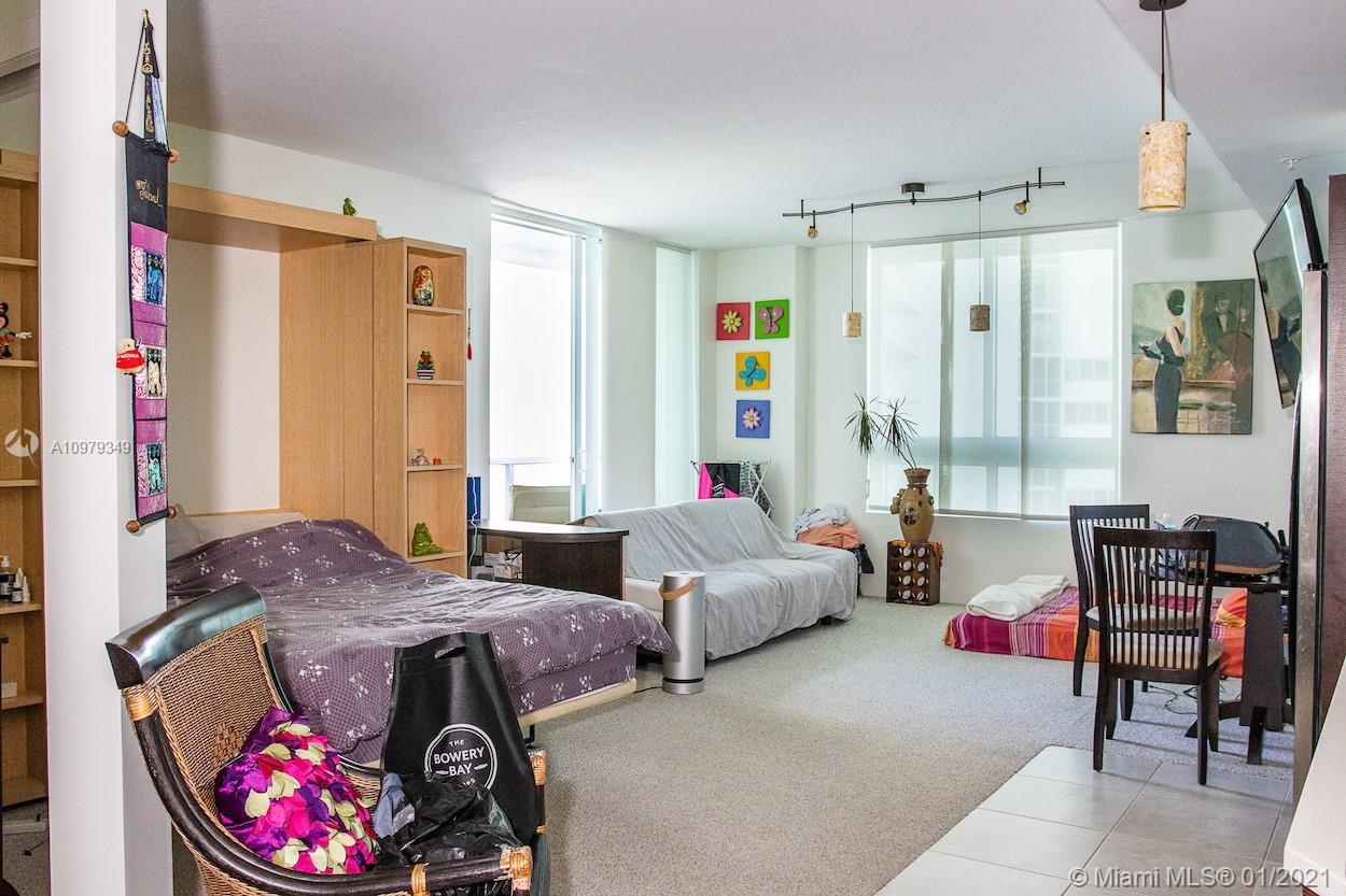 AMAZING OPPORTUNITY TO PURCHASE THIS TURN-KEY OVER-SIZED STUDIO WITH NEARLY 600 SQFT OF LIVING SPACE
