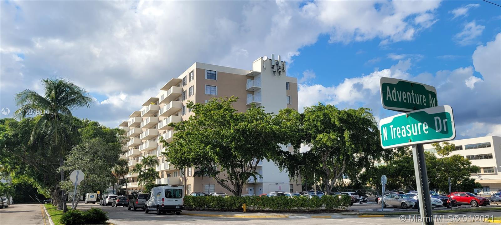 Welcome to Island Place at Treasure Island in North Bay Village.  Now is the opportunity to own the