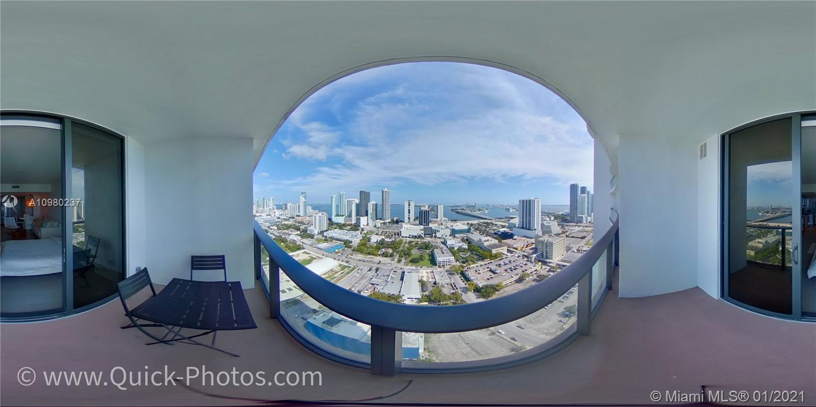 Incredible studio with spectacular views, located in Canvas's new luxury condo in the heart of Miami