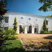PRIME NORTH PINECREST ONE-STORY MEDITERRANEAN HOME WITH 2 STORY COURTYARD ENTRANCE LEADING INTO 1939