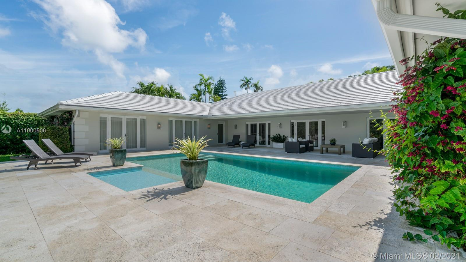 This is no Spec home! Stunning, Customized 4-bedroom 3-1/2 bath- 2 car garage turn-key home on Coral