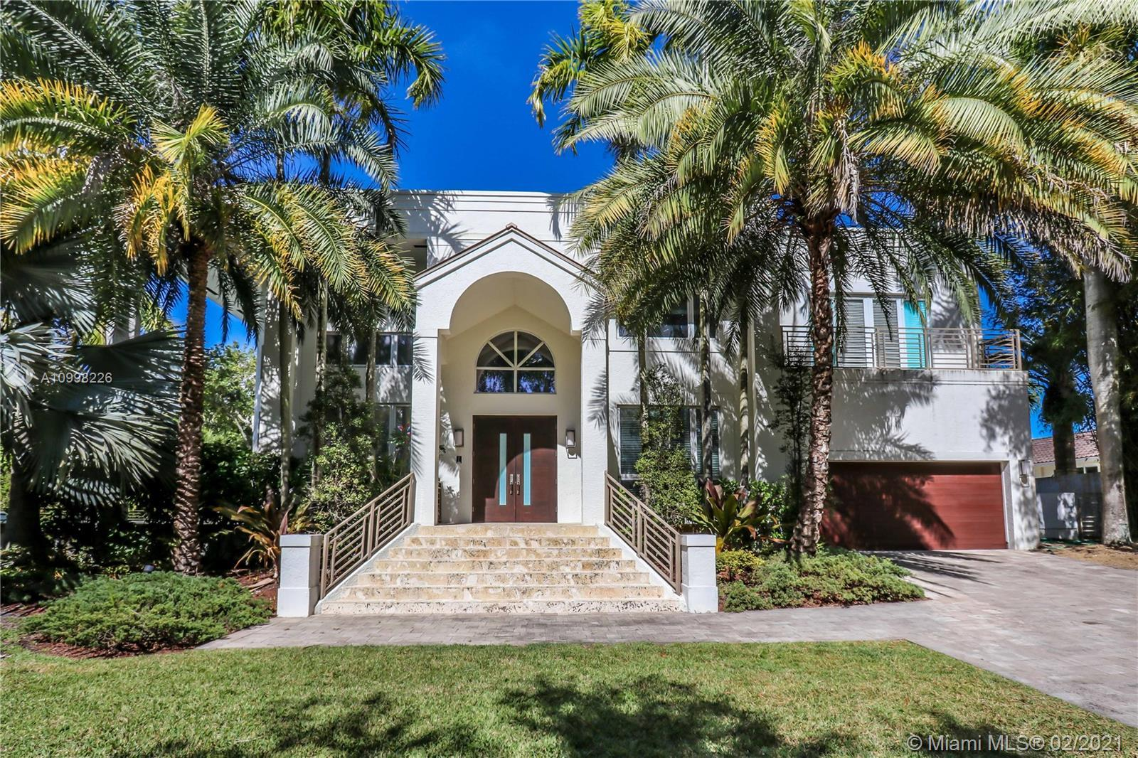 Private Residence located in the prestigious gated community of Pinecrest(former Gables) by The Sea.