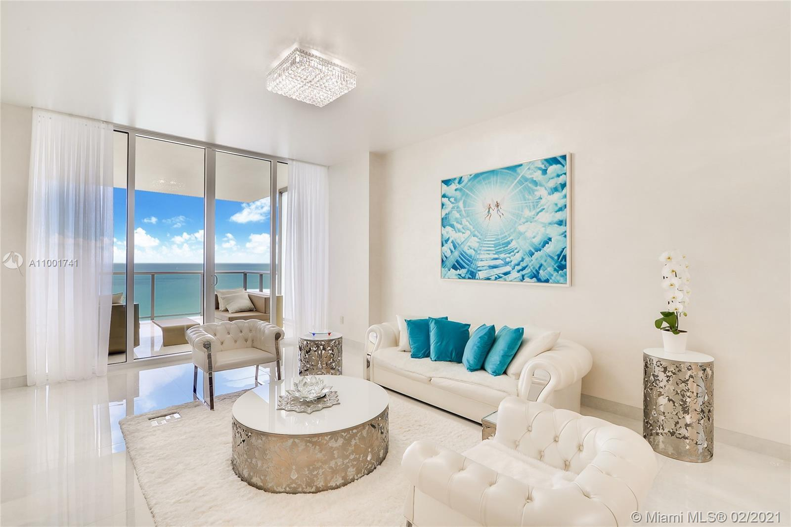 SPECTACULAR LUXURY OCEAN FRONT RESIDENCE WITH PANORAMIC DIRECT MOST DESIRABLE SE OCEAN VIEWS ALL AWA