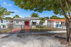 Wonderful property located in Central Miami. Currently being used as a 3/1 and 1/1. Great school district and close by the Miami International airport and expressways. Impact windows and doors, granite countertops with stainless steel appliances. Remodeled bathrooms. Ready to move in!!!