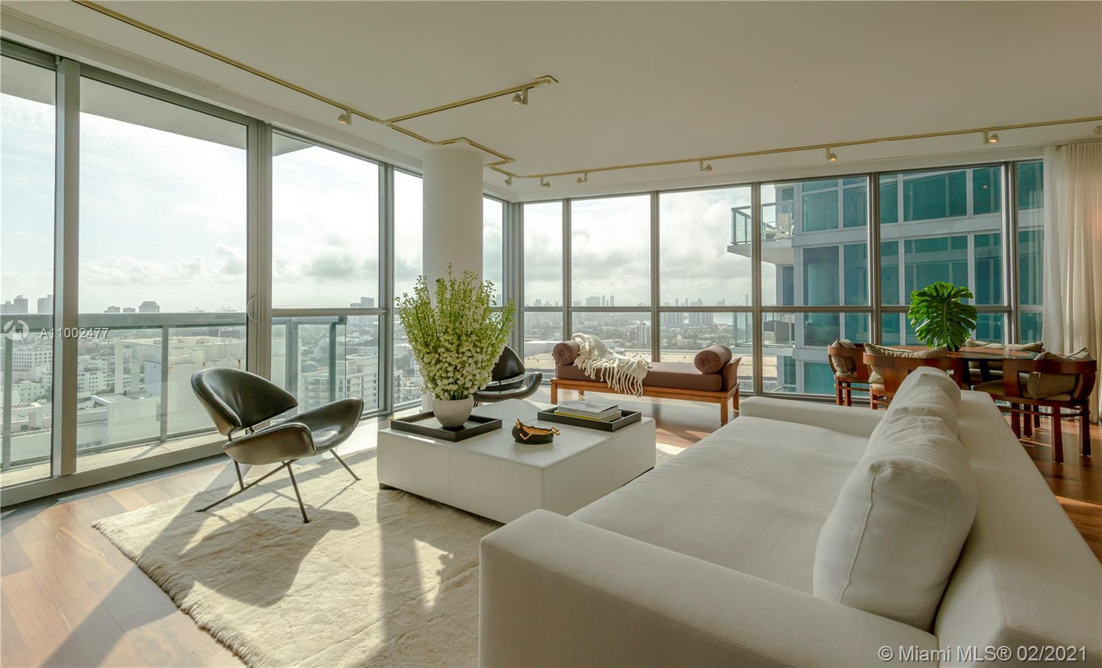 Rarely available 06 line at Setai Resort & Residences with 5-Star services, luxury amenities includi