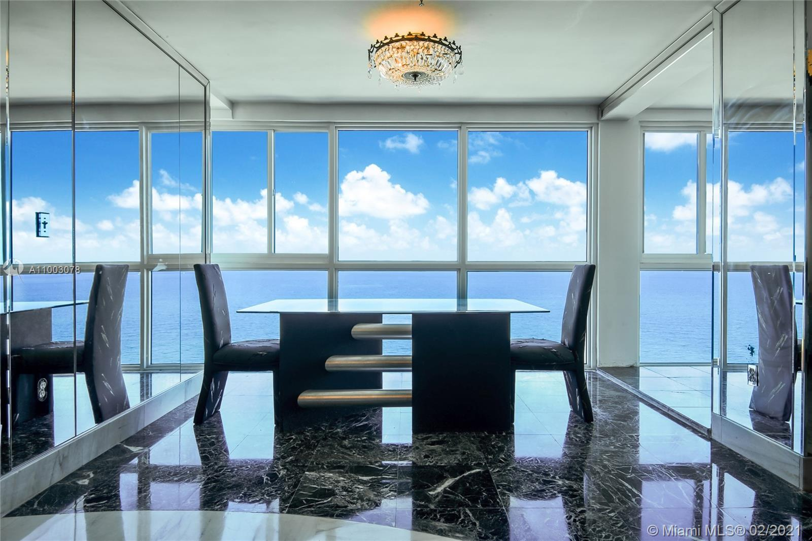 Investor Alert! One of a kind PENTHOUSE with Direct Atlantic Ocean Views, Short-term/Air bnb Option,