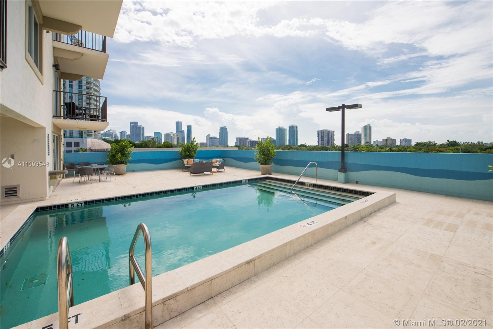 Live close to everything Miami has to offer: Brickell, downtown, Coconut Grove, Coral Gables, Key Bi