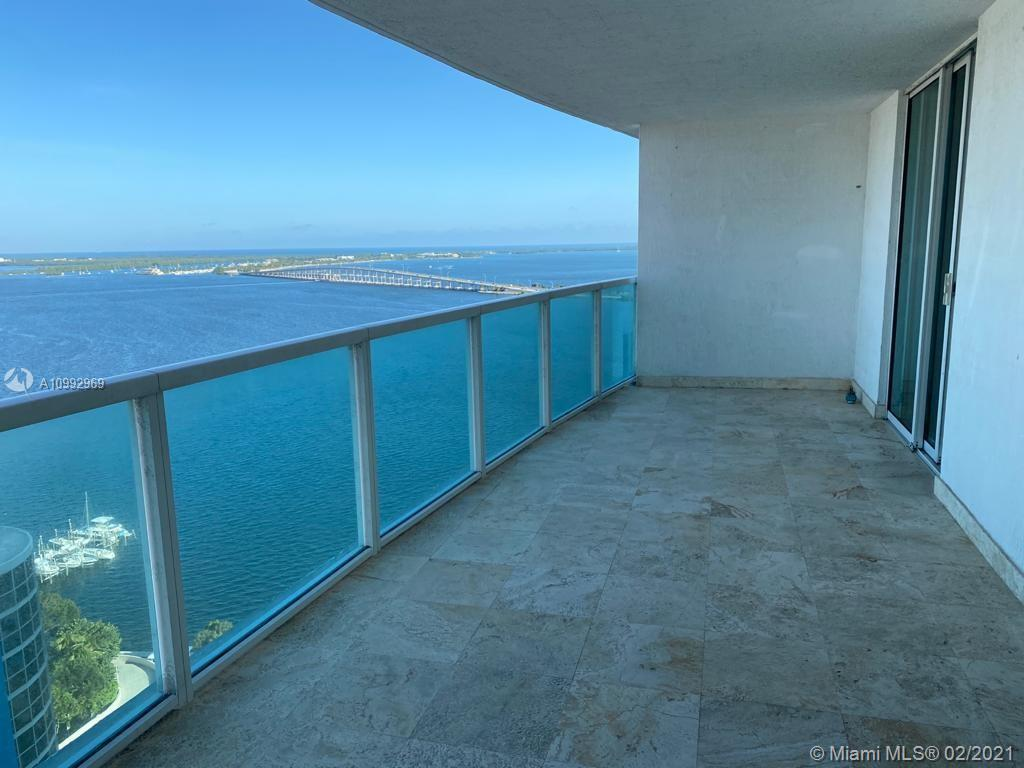 BEAUTIFUL 1B/1BA WITH BAY AND CITY VIEWS. LARGE WALK-IN CLOSET, GE PROFILE APPLIANCES, FLOOR TO CEIL