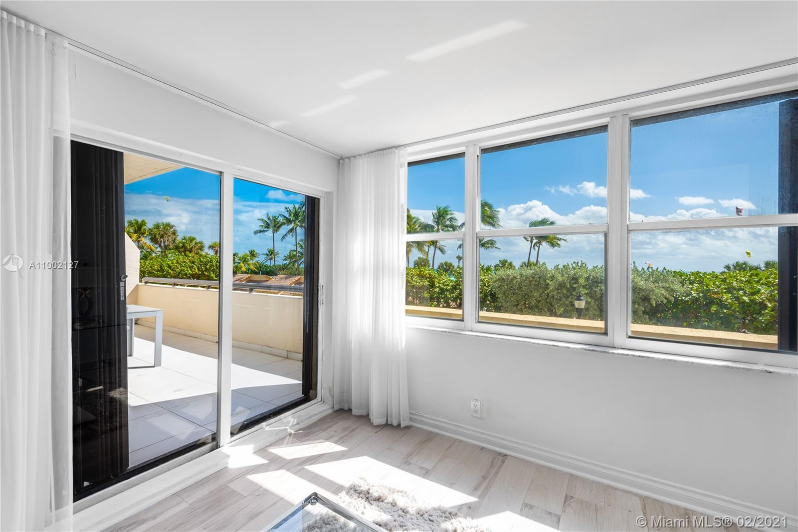 Are you looking for a spacious and relaxing oceanfront home in the heart of Miami Beach? A place com