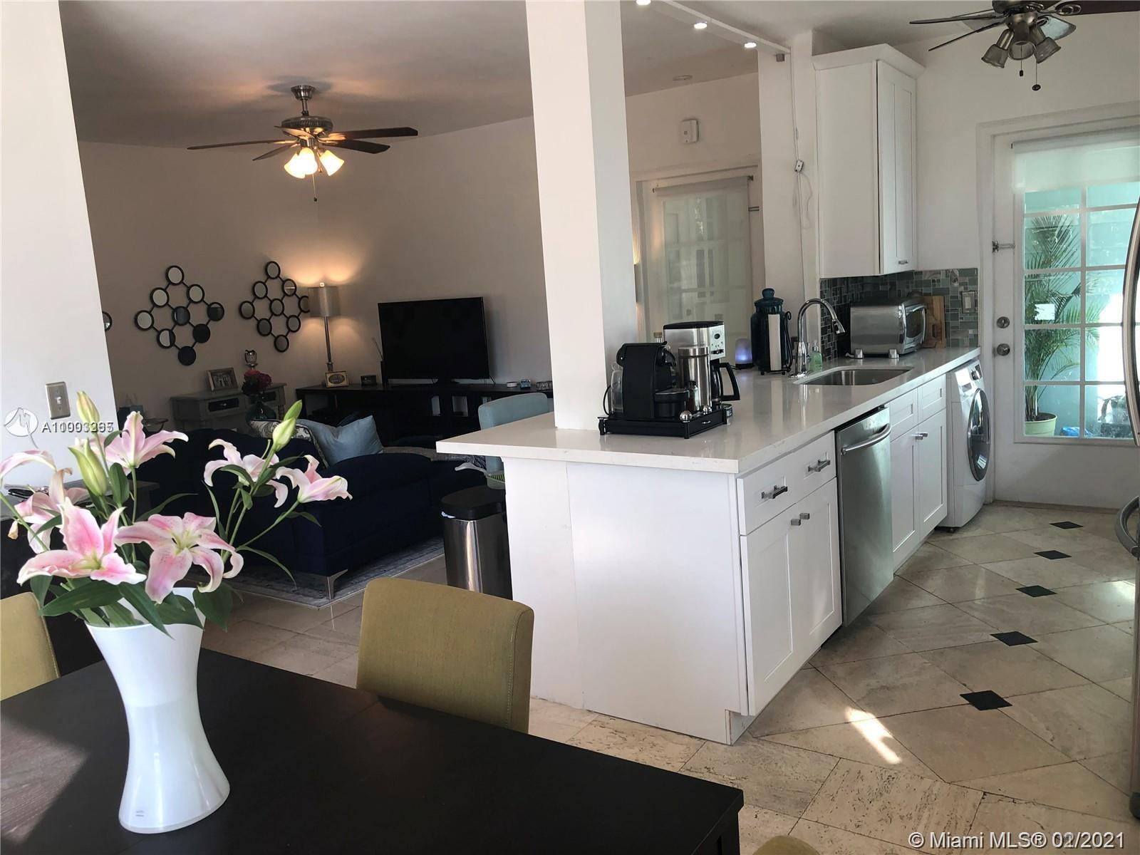 Fully Renovated Two Bedroom One Bath. Spacious Rooms and High Ceilings.  Large windows throughout th