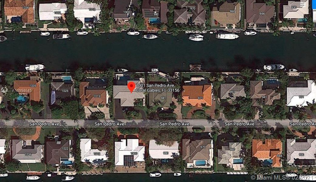 Opportunity knocks! No bridge to bay on desirable San Pedro Ave in exclusive ,manned gated community