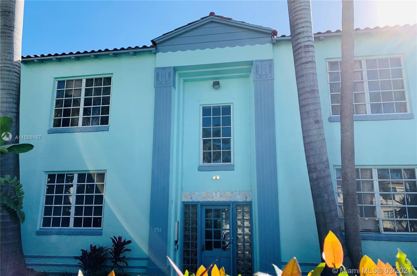 Art Deco Gem currently operating as 8 units can be 12-13units
