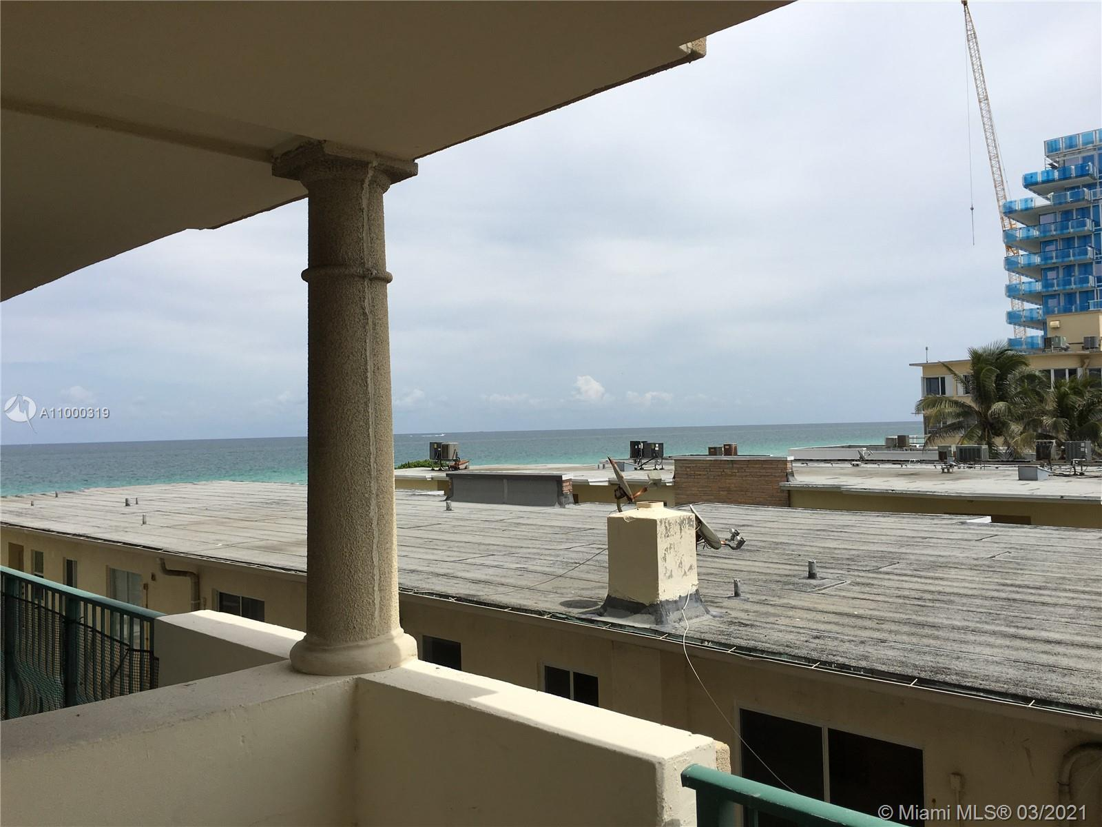 location!!!LOCATION!!!  Live on the beach!! investors welcome short term ok!!! marble floors. balcon